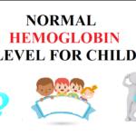 Normal Hemoglobin Level for Child